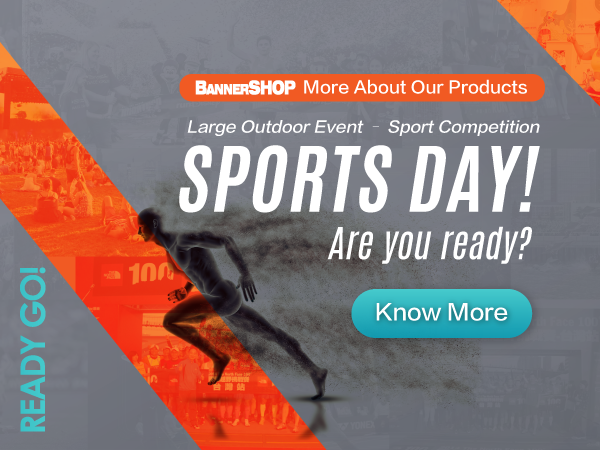 More About Our Products – Large Outdoor Event – Sport Competition